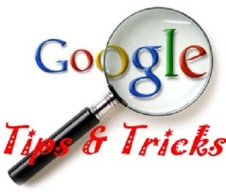 Googling tricks and tips